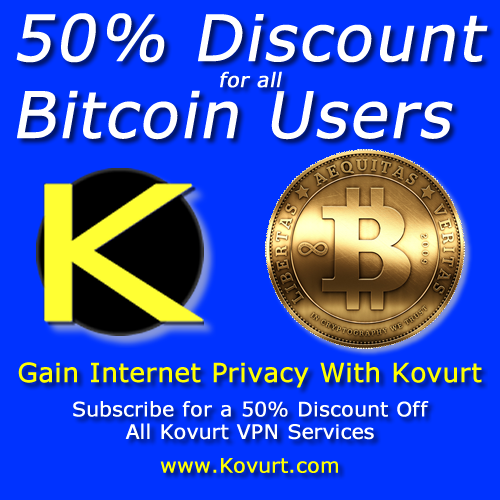 Kovurt and Bitcoin
