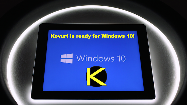 Kovurt VPN on Windows 10